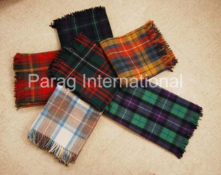 Tartan Blankets Manufacturer